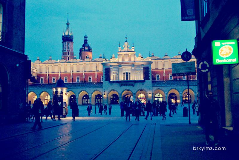 Krakow (Polonya)