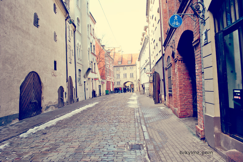 Riga (Letonya)